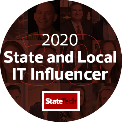 StateTech State & Local IT Influencer list